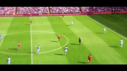 Steven Gerrard - Passing Compilation - Intelligence - 2013