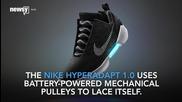 Nike самозавързващи се маратонки
