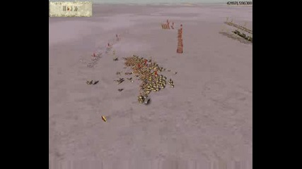 Rome Total War Online Battle #5 Rome vs Egypt