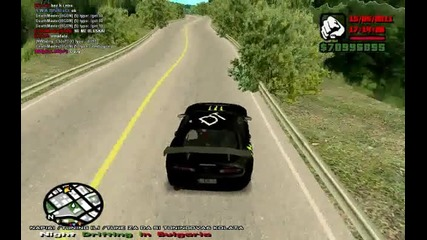 Akagi drifting by [dnz]crazzyto0..fds