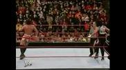 Super Crazy vs. Charlie Haas - Wwe Heat 14.01.2007