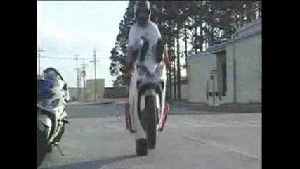 Stuntbiking Clip 5