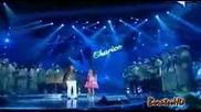 Charice Pempengco & Bianca Ryan in Italy = I Believe I Can Fly