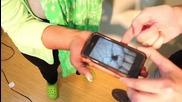Магически трик с телефон
