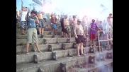 Brigade Vratza - откриване на сезон 2010 - 2011