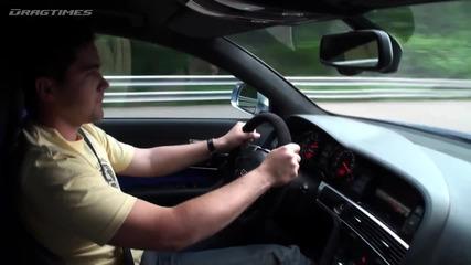 Supra vs Audi Rs6 (русия)
