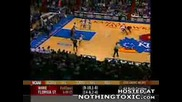 Most Pathetic Dunk In Basketball
