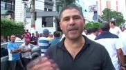 Brazil: Demonstrators converge on Lula's home as police raid premises