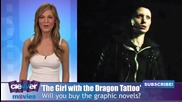 Dc To Release The Girl with the Dragon Tattoo Graphic Novels