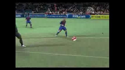 Luis Carlos Nani Goal (fifa 08)