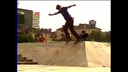 Blueprint Skate - Bg