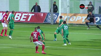 Витоша Бистрица - ЦСКА 0:0 /първо полувреме/