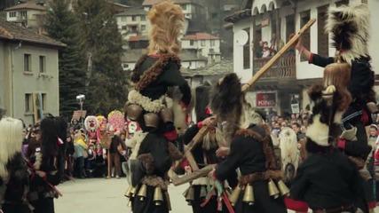 Магията на Българските Кукери - Spectacular Kukeri