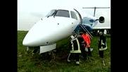 Самолет излезе от писта в Турция