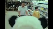Никога не казвай не на Панда! (анг суб)