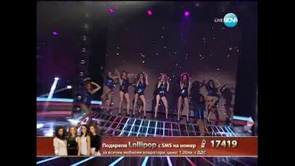 Lollipop - Live концерт - 24.10.2013 г.