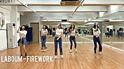 Kpop Random Dance Mirrored