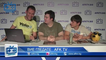 Интервю с шампионите на Eps - League of Legends - Afk Tv Еп. 34 част 3
