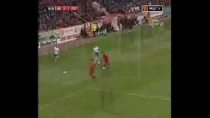 Aberdeen - Manchester United (fr)