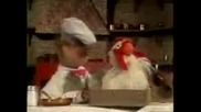 The Muppet Show - Swedish Chef Making Eggs