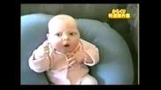 Много Сладко Бебе Показва Бойни Умения!