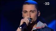 X Factor 30.10.2014 - Изпълнението на Станимир