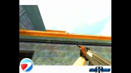 counter strike 1.6 player
