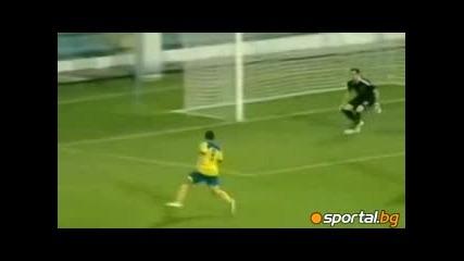 12.7.2011 Могрен-литекс 1-2 Шампионска лига втори предварителен кръг