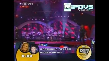 Пей С Мен Концерт 07.04.2008 - Каролина Гочева&Павел Михов - Gimme The Hung Up