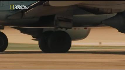 Разследване на самолетни катастрофи Ад в пустинята (2011)