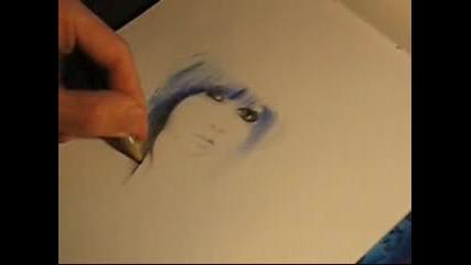 Най - красивата рисунка (alex Frost)