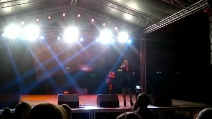 Концерта на Десислава на панира в град Видин - част -7