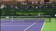 Rafael Nadal vs Andrey Kuznetsov Full Match ᴴᴰ Doha 2016 Part 3