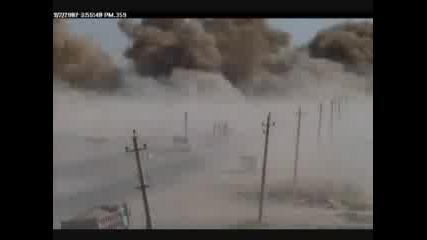 Страхотен Взрив В Ирак