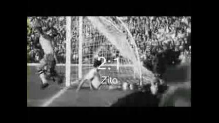1962 Бразилия - Чехословакия 3:1