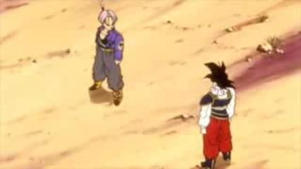 Dbz: Goku and Trunks