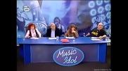 Music Idol 2 - Петър Лазев Смях / София /
