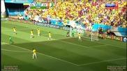 19.06.2014 Колумбия - Кот д'ивоар 2:1 (световно първенство)