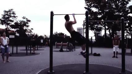 Best Serbian Street Workout Spring 2014