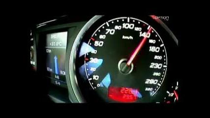 Ауди Рс6 Вдига 290 км/ч.