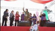 Turkey: Thousands of Kurdish women celebrate Women's Day in Diyarbakir