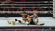 John Cena & Prime Time Players vs. Seth Rollins & The New Day: Raw, Sept. 7, 2015 (Full Match)