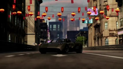 The Pagani Huayra - Need For Speed Shift 2 Unleashed