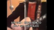 Karaoke - Smokie - Living Next Door To Alice