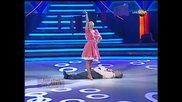Dancing Stars - Бате Енчо и Петя - елиминации 2-ри танц (13.03.2014г.)