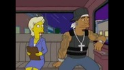 50cent - Simpsons
