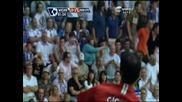 11.05 Манчестър Юнайтед - стар шампион на Англия , Гола на Гигс при 2:0 над Уигън