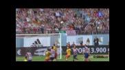 """Неймар осигури равенството за Барселона на """"висенте Калдерон"""""""