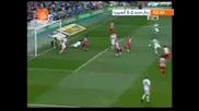 Реал Мадрид - Алмерия 3:0 Гол На Клаас Ян Хунтелар