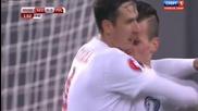 Грузия 0 - 4 Полша ( 14/11/2014 )